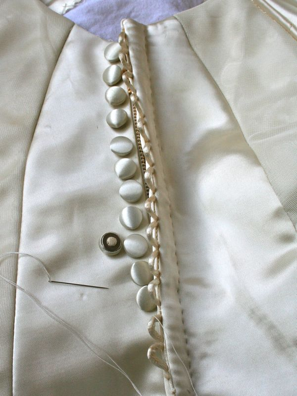 search results for bridal bodice buttons lining and shopping