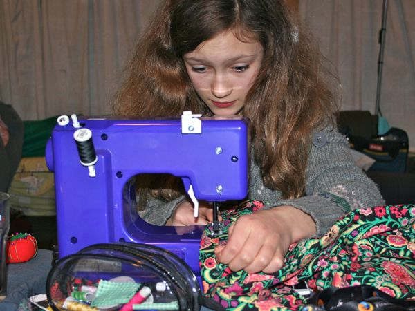 mini tailoring machine