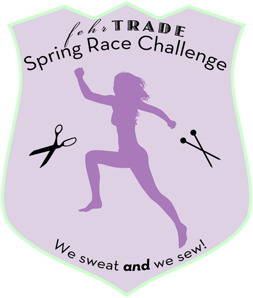 Spring Race Challenge