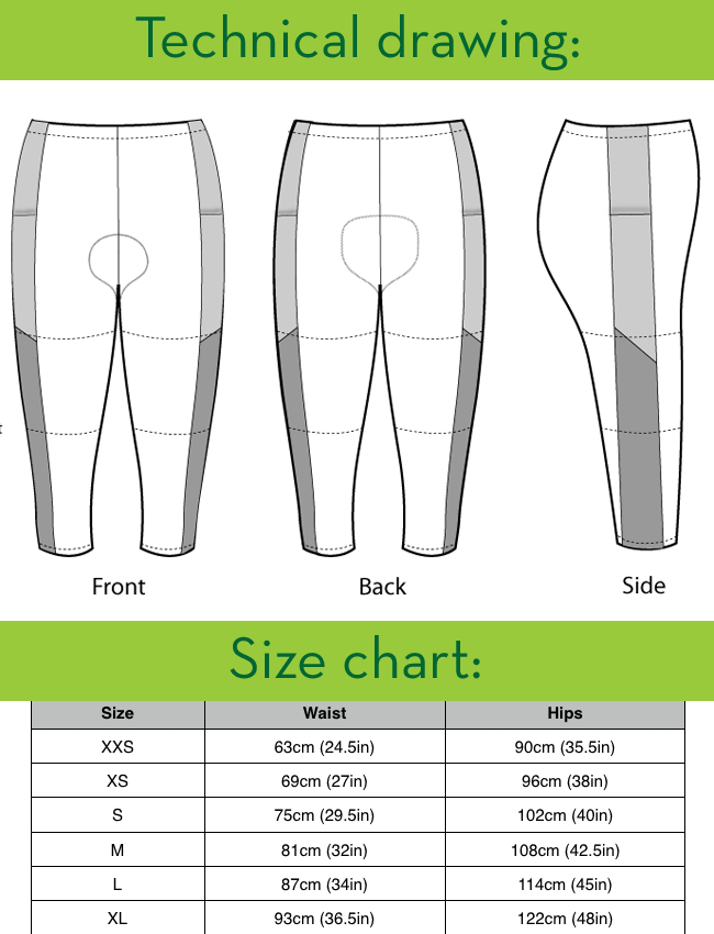 Duathlon Shorts sewing pattern – on sale now! – FehrTrade
