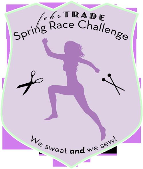 Spring Race Challenge